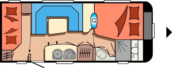 campingplatz-schaprode-mietwohnwagen-grundriss