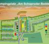 Campingplatz Schaprode – Lageplan